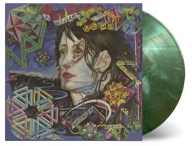 Todd Rundgren A Wizzard A True Star LP - Green Vinyl-
