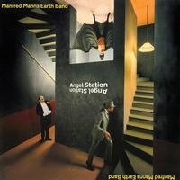 Manfred Mann's Earth Band - Angel Station  LP
