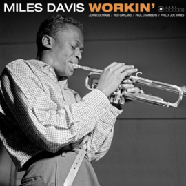 Miles Davis Workin LP