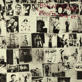The Rolling Stones Exile On Main Street Half-Speed Mastered 180g 2LP New Cover Art