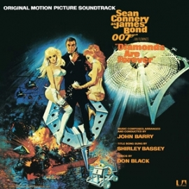 James Bond: Diamonds Are Forever Soundtrack 180g LP