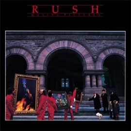 Rush Moving Pictures HQ LP