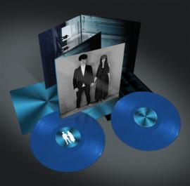 U2 Songs of Experience 2LP - Blue Vinyl-