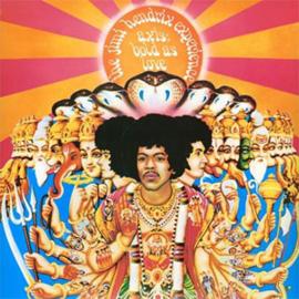 The Jimi Hendrix Experience Axis: Bold As Love Hybrid Stereo/Mono SACD