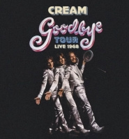 Cream Goodbye Tour Live 1968 4CD