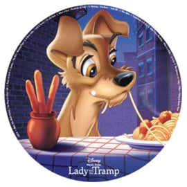 The Lady and The Tramp Soundtrack LP (Picture Disc)