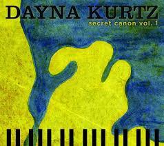 Dayna Kurtz Secret Canon 1 LP