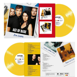 Ace OF Base Da Capo LP - Yellow Vinyl-