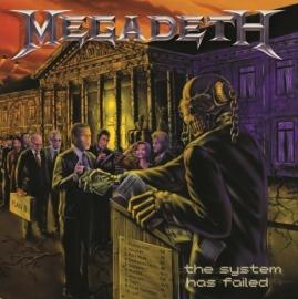 Megadeth - Systen Has Failed LP