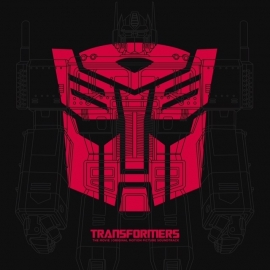 Various artists – Transformers: The Movie Soundtrack LP