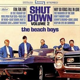 The Beach Boys Shut Down Volume 2 200g LP