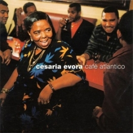 Cesaria Evora Cafe Atlantico HQ 2LP
