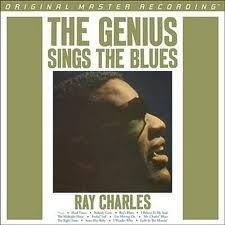 Ray Charles Genius Sings The Blues HQ LP