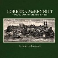Loreena McKennitt Troubadours on the Rhine LP