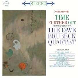 Dave Brubeck - Time Further Out LP