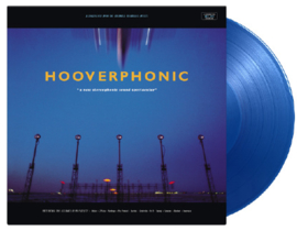 Hooverphonic A New Stereophonic Sound Spectacular LP - Blue Vinyl