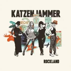 Katzenjammer - Rockland LP
