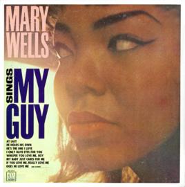 Mary Wells Sings My Guy LP