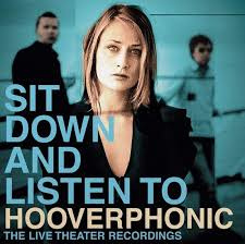 Hooverphonic Sit Down And Listen To Hooverphonic 2LP