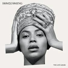 Beyonce Homecoming: The Live Album 4 LP
