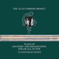Alan Parsons Project The Tales Of Mystery And Imagination 2LP + 3CD + Blu-Ray