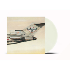 Beastie Boys Licensed To Ill LP - Clear Vinyl