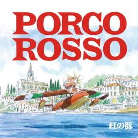 Joe Hisaishi Porco Rosso Image Album LP