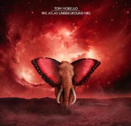 Tom Morello The Atlas Underground Fire LP -Orange Splatter Vinyl-