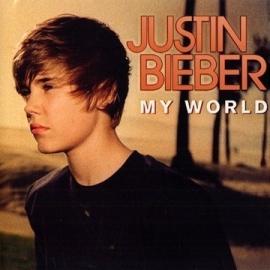 Justin Bieber My World LP