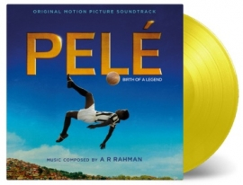 Pele LP - Coloured Version-