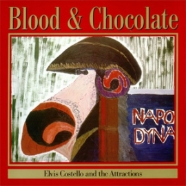 Elvis Costello and The Attractions Blood & Chocolate 180g HQ LP