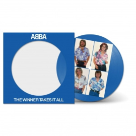 Abba The Winner Takes It All 7'- Picturen Disc-
