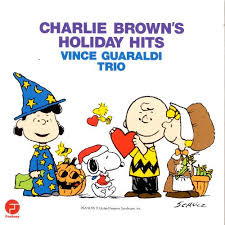Vince Guaraldi -trio- Charlie Brown's Holiday Hits LP