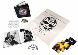 Steve Miller Band Welcome To The Vault 3CD + DVD