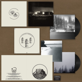 Godspeed You! Black Emperor G_d's Pee At State's End LP + 10'