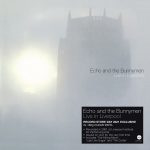 Echo & The Bunnymen Live In Liverpool 2LP - Clear Vinyl-