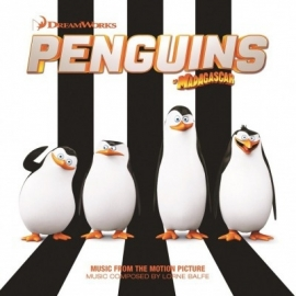 ORIGINAL SOUNDTRACK PENGUINS OF MADAGASCAR (LORNE BALFE) LP