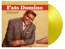Fats Domino Collected 2LP - Yellow Vinyl-