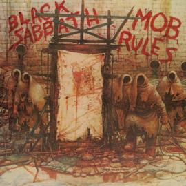 Black Sabbath Mob Rules 2LP - Deluxe-