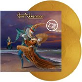 Jan Akkerman Close Beaut 2LP - Yellow Vinyl-