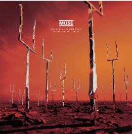 Muse Origin Of Symmetry XX Anniversary RemiXX 2LP