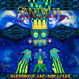 Santana Blessings And Miracles 2LP