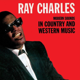 Ray Charles Modern Sounds In Country & Western Music LP