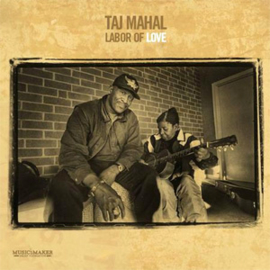 Taj Mahal Labor of Love 200g 2LP