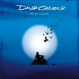 David Gilmour On A Island LP