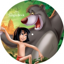 Music From The Jungle Book Soundtrack 180g LP (Picture Disc)