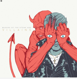 Queens Of The Stone Age Villans Villains 2LP