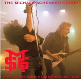 Michael Schenker Group Live At The Manchester Apollo 1980 2LP