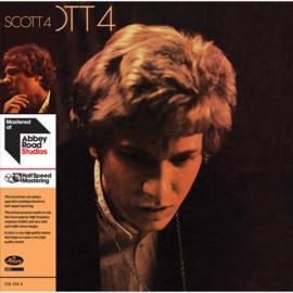 Scott Walker 4 LP - Half Speed Master
