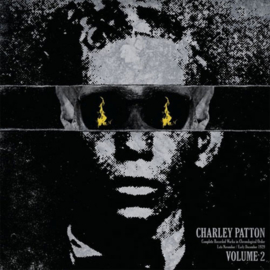 Charley Patton Complete Recorded Works Vol. 2 180g LP